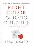 Right Color, Wrong Culture eBook