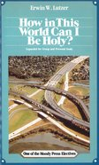 How in This World Can I Be Holy? eBook