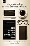 20 Relationship Secrets For Your Twenties eBook