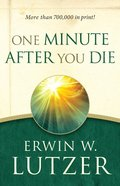 One Minute After You Die eBook