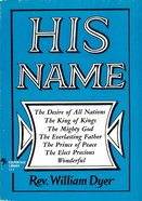 His Name eBook