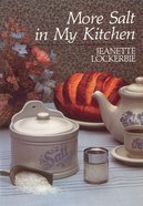 More Salt in Kitchen eBook