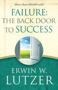 Failure: The Back Door to Success eBook