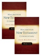 Mark 1-16 (2 Volume Set) (Macarthur New Testament Commentary Series)