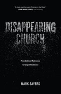 Disappearing Church eBook