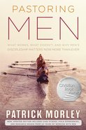 Pastoring Men eBook