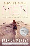 Pastoring Men eBook