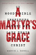 A Martyr's Grace eBook