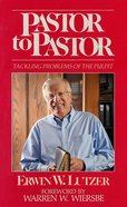 Pastor to Pastor eBook