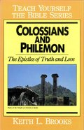 Colossians & Philemon (Teach Yourself The Bible Series) eBook