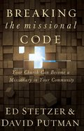 Breaking Missional Code eBook