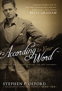 According to Your Word eBook