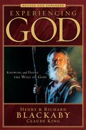 Experiencing God (And Expanded) eBook