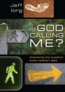 Is God Calling Me? eBook