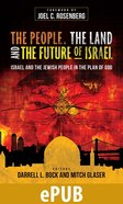 The People, Land, and Future of Isreal eBook