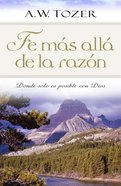 Fe Mas All De La Razn eBook