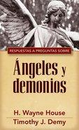 Respuestas a Preguntas Ngeles Demonios eBook