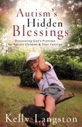 Autism's Hidden Blessings eBook