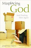 Misplacing God eBook