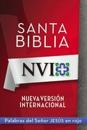 Nvi Santa Biblia Ultrafina Spanish Nvi Ultrathin Black (Spa) (Spanish) eBook