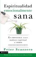 Espiritualidad Emocionalmente Sana eBook