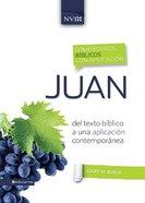 Nvi Juan (Spa) (Spanish) (Niv Application Commentary Series)