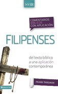 Philippians) (Spanish) (Spa) (Niv Application Commentary Series) eBook