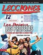 Leciones Biblicas Creativios: Los Profetas Menores (Spa) (Spanish) eBook