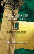 A Travs De La Biblia eBook