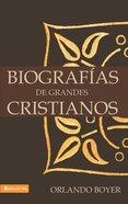 Biografas De Grandes Cristianos eBook