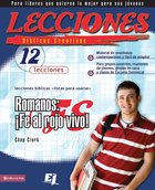 Lecciones Biblicas Creativas Sobre Romanos (Spanish) (Spa) (Creative Bible Lessons In Romans) eBook