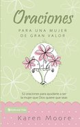 Libro De Oracion Para Un Mujer De Gran Valor (Spa) (Becoming A Woman Of Worth Prayer Book) eBook