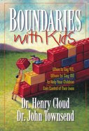Limites Para Nuestros Hijos (Spanish) (Spa) (Boundaries With Kids: Leader's Guide) eBook