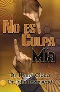 No Es Mi Culpa (Spanish) (Spa) (Who's To Blame?)