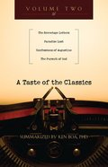A Taste of the Classics (Volume 2) (#02 in Taste Of The Classics Series) eBook