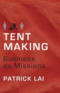 Tentmaking eBook