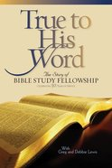 True to His Word eBook