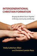 Intergenerational Christian Formation eBook