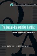 The Israeli-Palestinian Conflict: Tough Questions, Direct Answers eBook
