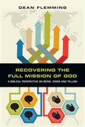 Recovering the Full Mission of God eBook