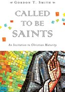 Called to Be Saints eBook