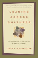 Leading Across Cultures eBook