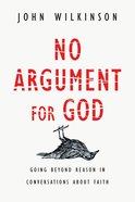No Argument For God eBook