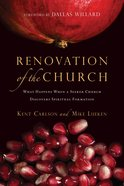 Renovation of the Church eBook