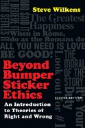 Beyond Bumper Sticker Ethics eBook