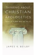 Thinking About Christian Apologetics eBook