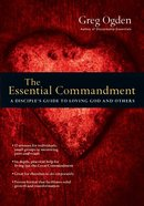 The Essential Commandment eBook