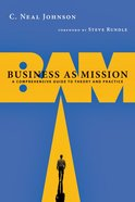 Business as Mission eBook