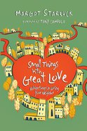 Small Things With Great Love eBook