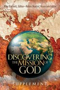 Discovering the Mission of God (Supplement) eBook